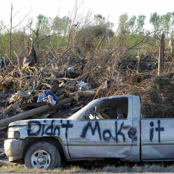 Small Towns Struggle After Storms' Destruction