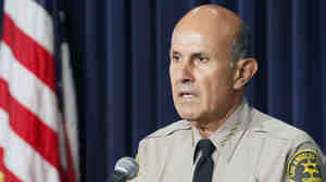 LA County Sheriff Lee Baca launched his Education-Based Incarceration program earlier this year.
