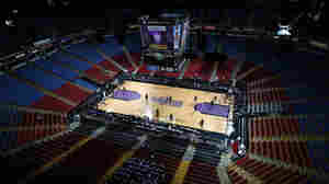 The Sacramento Kings' Power Balance Pavilion
