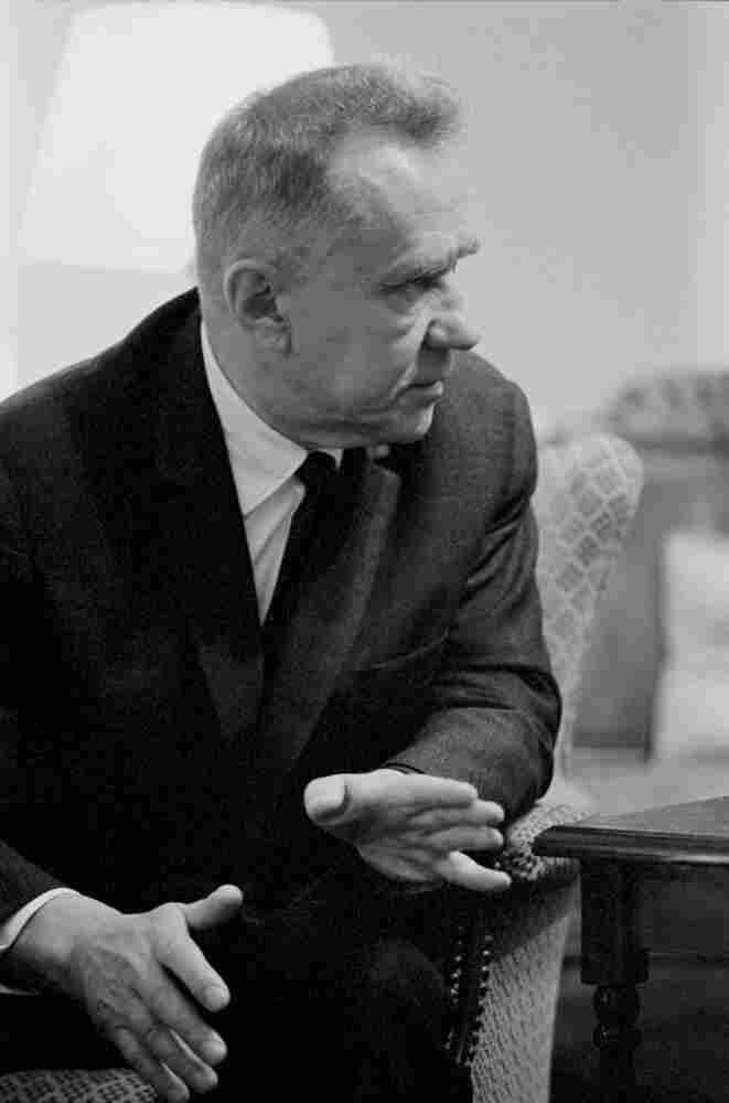 Soviet Premier Alexei Kosygin in 1967