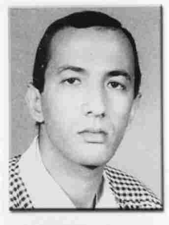 Egyptian Saif al-Adel, in an image released by the FBI.