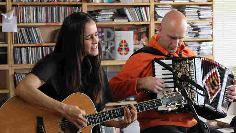 Julieta Venegas: Tiny Desk Concert
