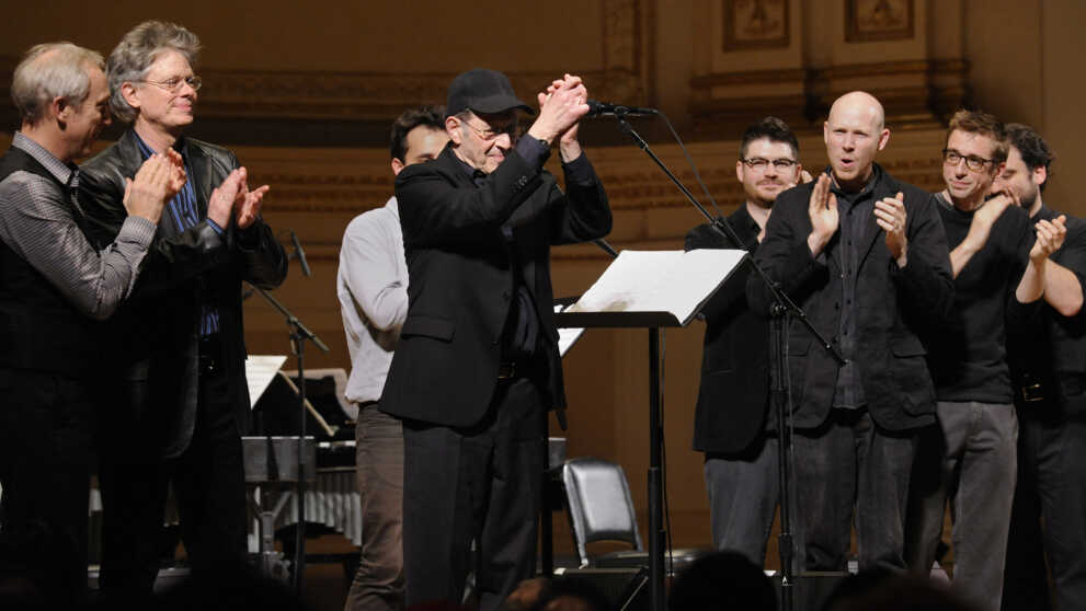 Steve Reich At (Nearly) 75