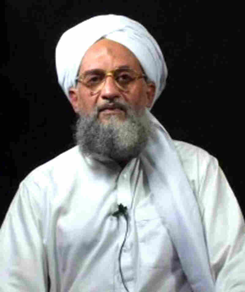 Terrorism experts say that Ayman al-Zawahiri, currently the No. 2 of al-Qaida, is well-positioned to take the helm of the terrorist group. This picture is from an online video released on Sept. 2, 2006.