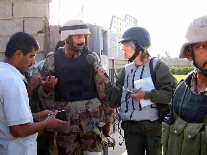 In 2006, Foreign Correspondent Anne Garrels returned to Iraq.
