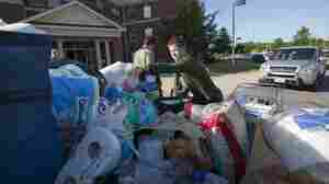 For 'Bama Students, A Somber, Sudden End Of Classes