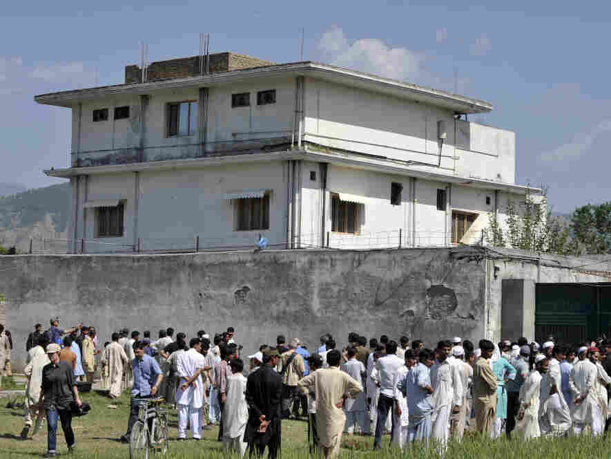 Everyone, including Pakistani officials, now knows who lived in this supersized house in Abbottabad, Pakistan.