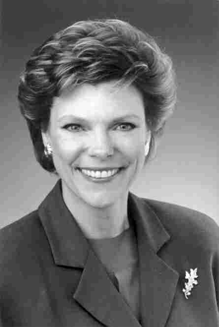 Every week Cokie Roberts can be heard on NPR's Morning Edition (Photo by Steve Fenn/ABC).