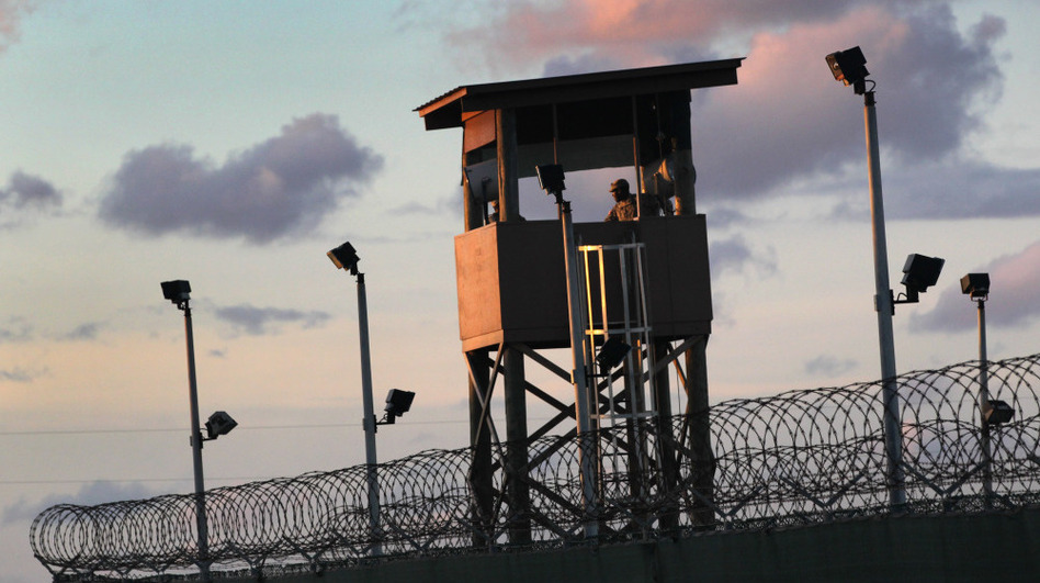 Information obtained by interrogating suspected al-Qaida members imprisoned at the detention center in Guantanamo Bay, Cuba, helped lead the U.S. to Osama bin Laden.
