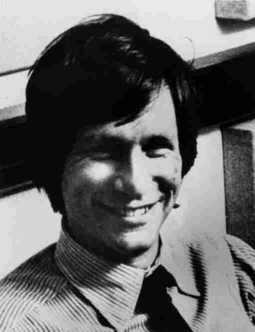 Robert Krulwich in 1982.
