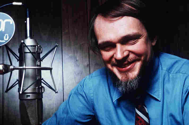 Former ATC host Mike Waters in 1972.