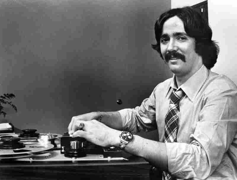 Scott Simon in 1979.