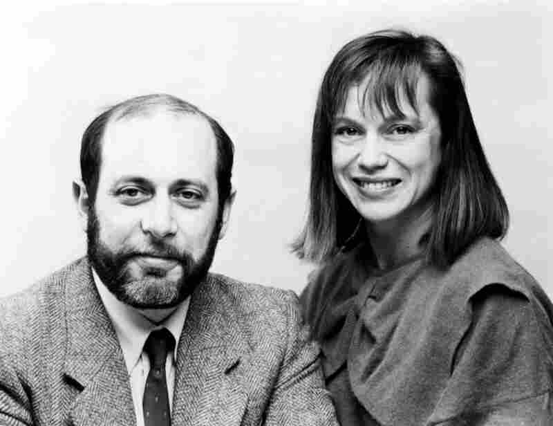 Robert Siegel and Renee Montagne worked together as ATC hosts from 1987-1989.