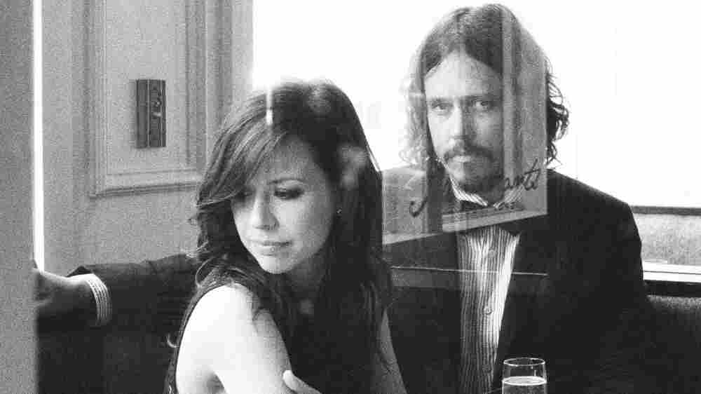The Civil Wars recently performed live at WFUV in New York City.