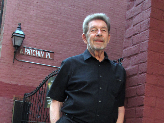 Pete Hamill is a journalist and novelist. His previous novels include Snow in August and Forever.