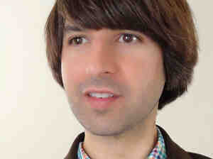 Comedian Demetri Martin hosts Important Things With Demetri Martin on Comedy Central. He is also a contr