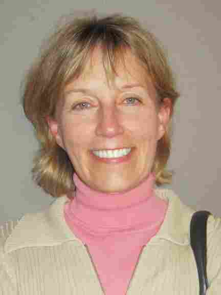 Beverly Eckert lost her husband on Sept. 11, 2001. StoryCorps is trying to record at least one interview for each person who died on Sept. 11.