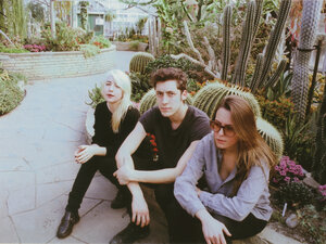 Austra's full-length debut, Feel It Break, comes out May 17.