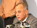 Foreign Secretary Salman Bashir at a news conference Thursday.