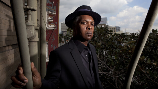 Booker T. Jones' new album is titled The Road From Memphis.