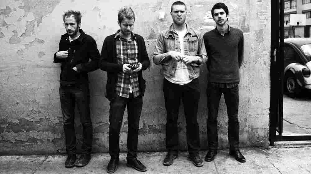Cold War Kids recently appeared on World Cafe.