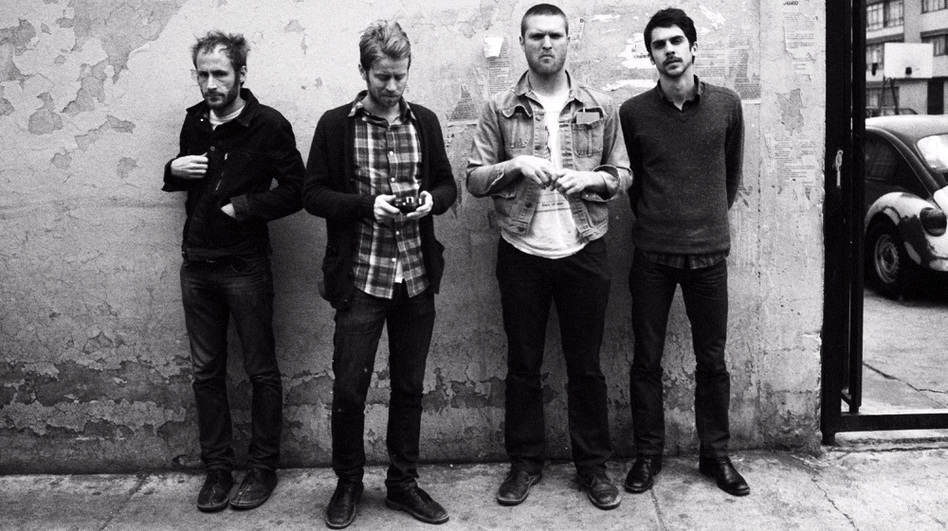 Cold War Kids recently appeared on World Cafe. (Courtesy of the artist)
