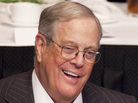 David Koch, executive vice president of Koch Industries, April 11, 2011.