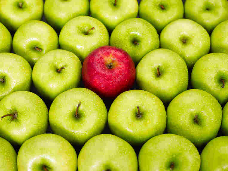 """Over the years, the meaning of the """"bad apple"""" proverb has changed."""
