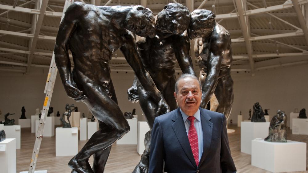 Worldu0027s Richest Man Opens Flashy Museum In Mexico : NPR