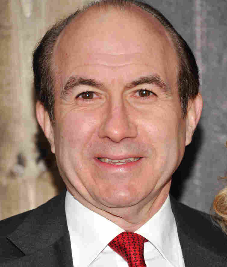 Viacom CEO Philippe Dauman is the highest-paid CEO in 2010.