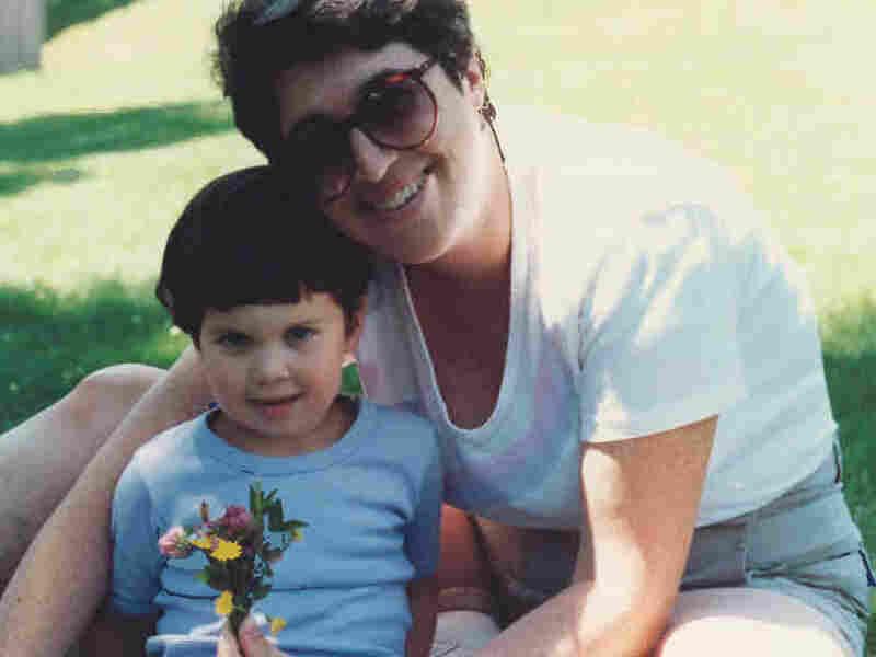 Dena Trugman with her mom.