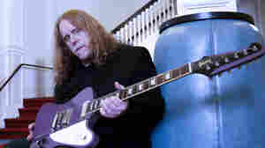 Warren Haynes' new solo album is called Man in Motion.