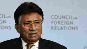 Musharraf: Incompetence, Not Complicity Let Bin Laden Remain In Pakistan
