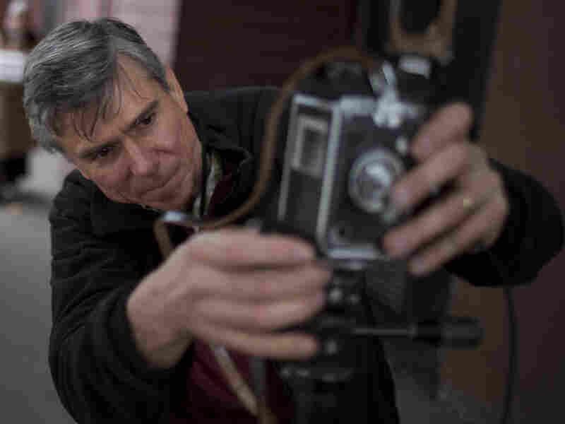 Bob Nickelsberg in Brooklyn, 2011