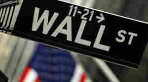 A sign for Wall Street is seen before the opening bell in this October 15 2009 file photo.