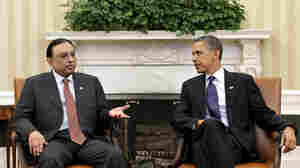 U.S. And Pakistan: Ties That Bind, But Also Chafe