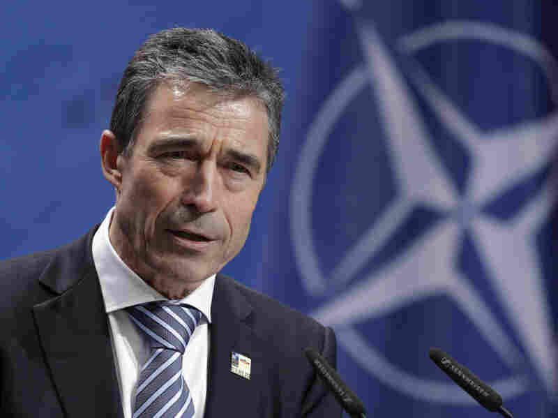 NATO Secretary-General Anders Fogh Rasmussen says NATO remains committed to its mission in Afghanistan.