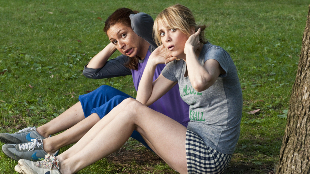 Movie Review Bridesmaids A Divorce From Chick Flick Norms Npr
