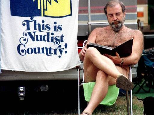 Nudist camp young valuable