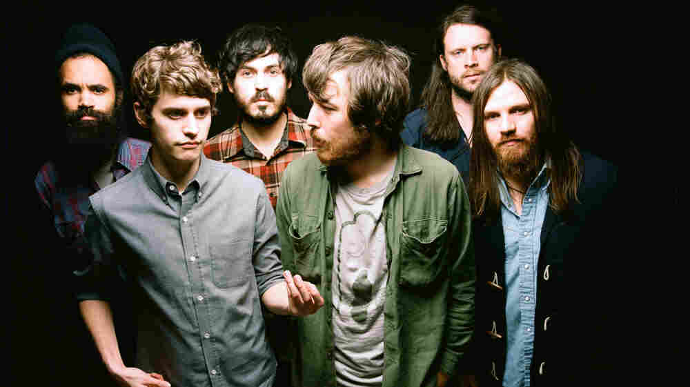 Fleet Foxes.