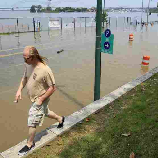 Memphis Landmarks Spared From River Flooding