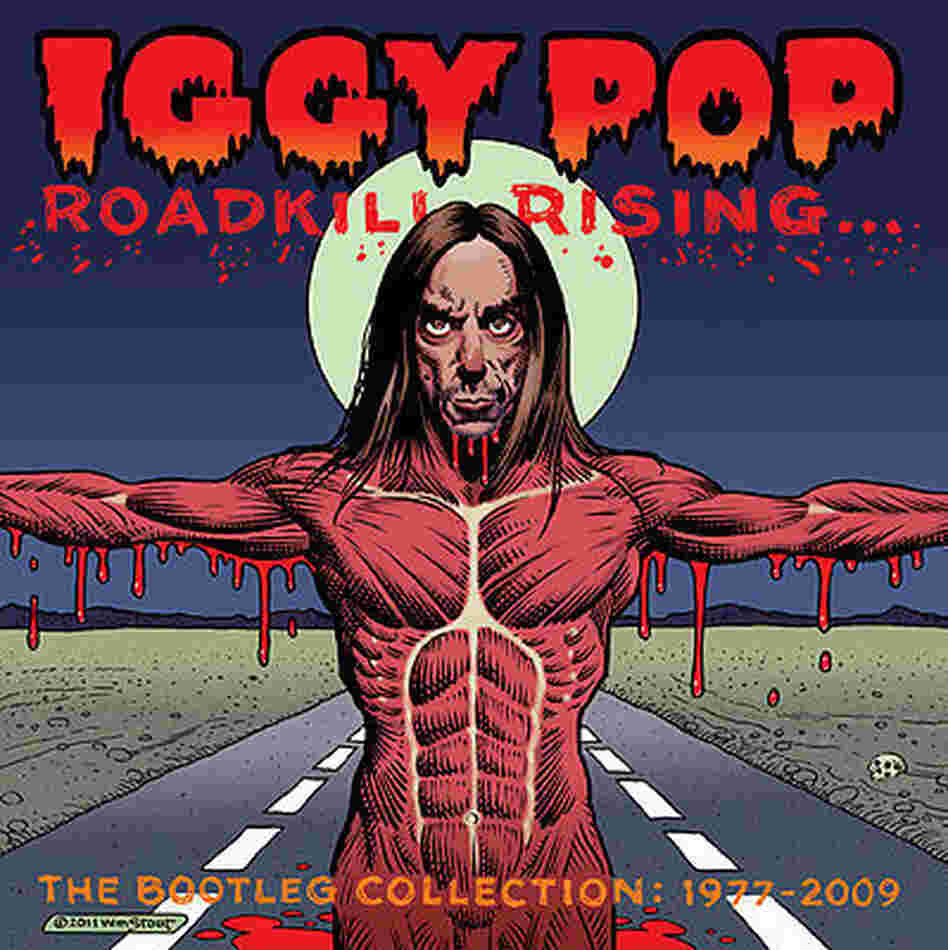 Iggy Pop: Roadkill Rising