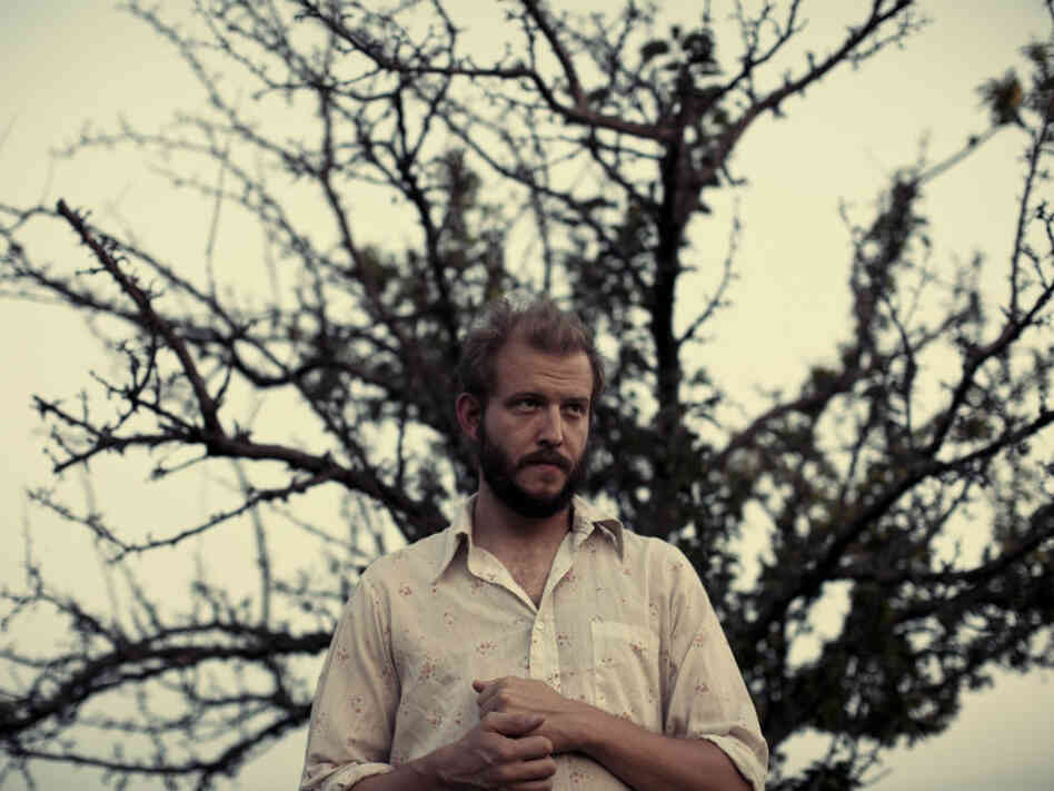 Bon Iver in Fall Creek, Wisc., August 2010.