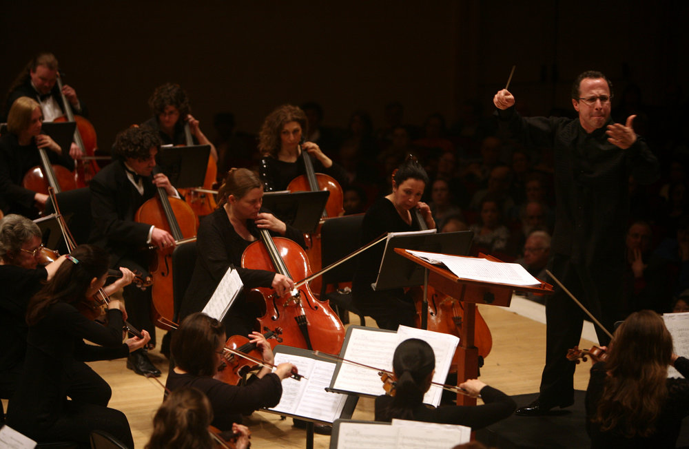"""The Albany Symphony and music director David Alan Miller are known for championing American music. Tonight's """"Spirituals Re-Imagined"""" concert was an all-American program."""