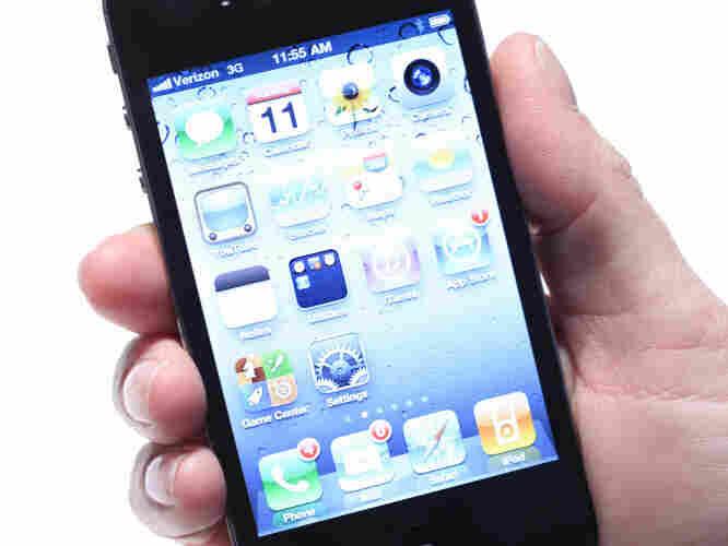 A Verizon iPhone