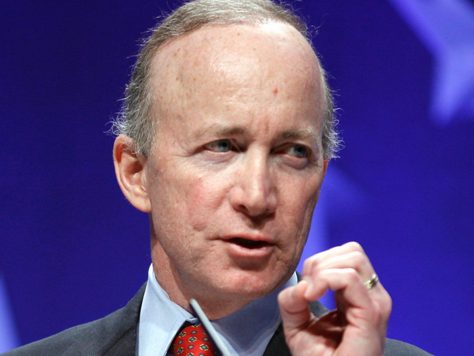 Indiana Republican Gov. Mitch Daniels is poised to sign a bill to prevent Planned Parenthood from receiving any government funding.