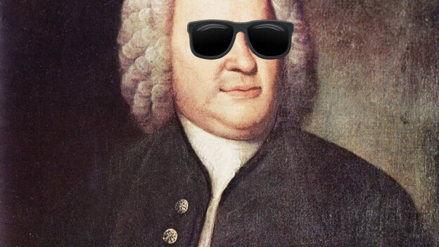 Can classical music get down and party? (Photo Illustration: Lars Gotrich/Photos: Hulton Archive/Getty Images, iStock.)