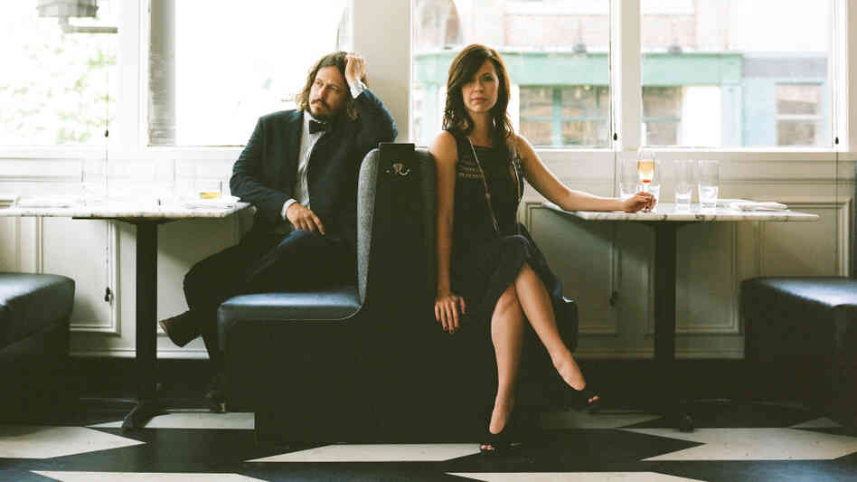 The Civil Wars performed on World Cafe.