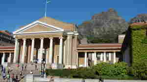 The University of Cape Town is open about its admission standards: Admission cutoffs are listed by race in the university's prospectus. The university's vice chancellor says the policy reflects the fact that black students in South Africa are still highly disadvantaged.