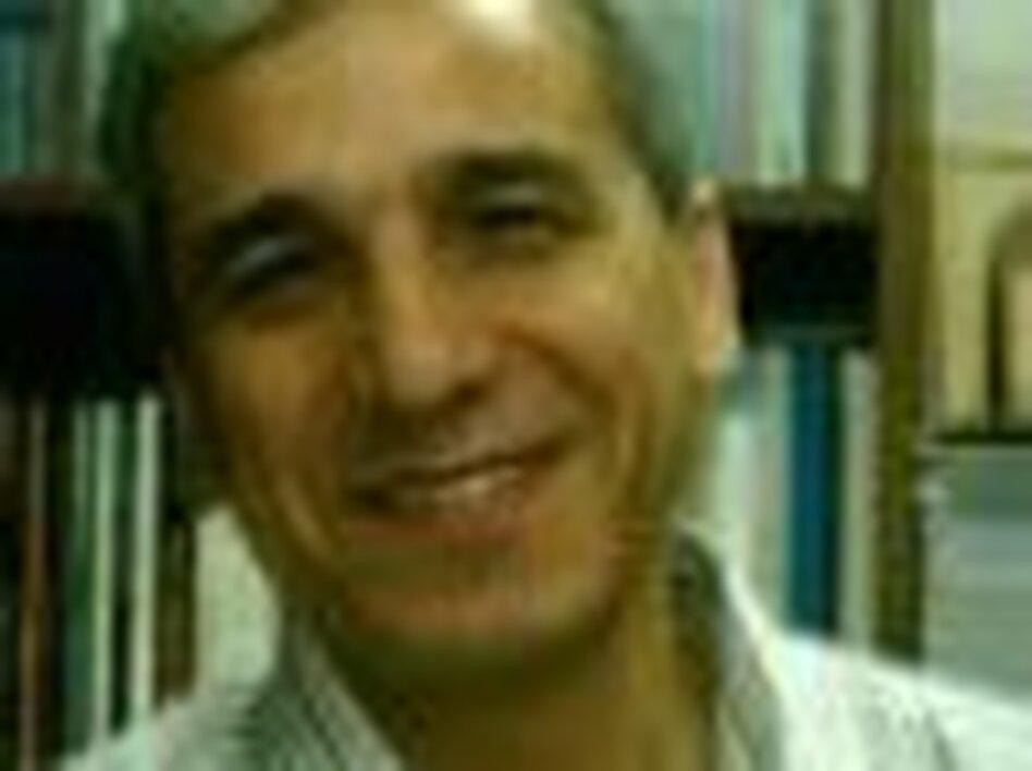 Yassin Haj Saleh.